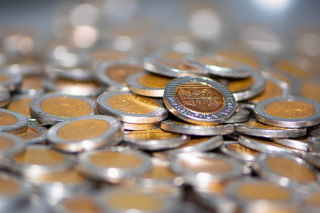 Coins Money Cash Savings Metal  - Ri_Ya / Pixabay